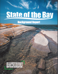 2013 State of the Bay Report Cover