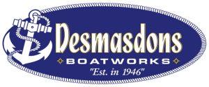 Desmasdons Boatworks logo