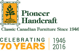 Pioneer Handcraft Furniture logo